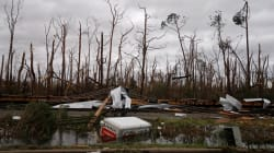 FOTOS: Michael se degradó a tormenta tropical después de dejar una gran destrucción en