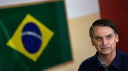 Brésil: Jair Bolsonaro largement en tête du premier tour de la