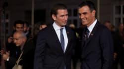 Sánchez propone a la UE un modelo solidario de gestión de flujos