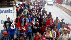 CNDH pide a gobierno federal no impedir ingreso a Caminata