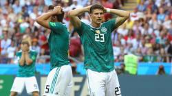 ドイツ敗退、ブラジルメディアが壮絶煽りツイート「AHAHAHA....」