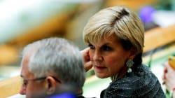 Foreign Minister Julie Bishop Named Acting Prime
