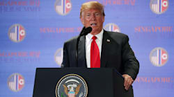 米朝首脳会談、トランプ大統領「拉致問題についても提起した」