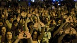(FOTOS) La manifestación en contra de la sentencia de 'La Manada' en