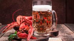 Une bière au homard est concoctée en