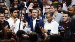 Les comptes de campagne du président de la France Emmanuel Macron révèlent d'intrigantes