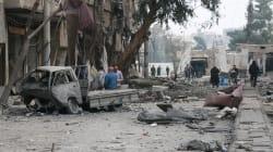 Syrie: plus de 500 civils tués en sept jours de raids sur la