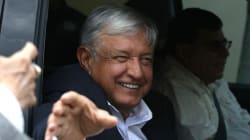 Esta fue la cena 'fifí' de López Obrador en la boda VIP de