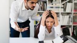Así se siente el 'bullying' en el trabajo (y cómo