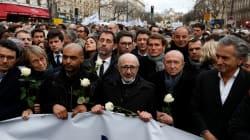 Plusieurs ministres, des milliers d'anonymes et des tensions à la marche blanche pour Mireille