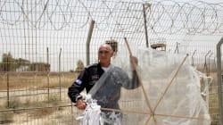 Cometas incendiarias, la extraña munición que usan desde Gaza para quemar campos de