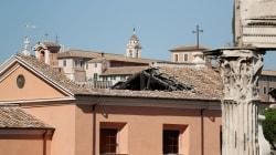 La chiesa di san Giuseppe come il ponte Morandi: