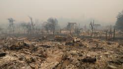 Les incendies monstres en Californie continuent de s'étendre, au moins 21