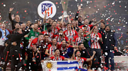 L'OM terrassé 3-0 en finale de l'Europa League par l'Atlético de Madrid, Griezmann inscrit un