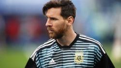 Mundial 2018 en vivo: Nigeria -