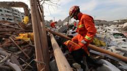 Explosion en Chine: 2 morts et 2 blessés