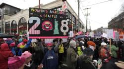 Les femmes se rassemblent dans la foulée du mouvement
