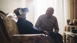I pazienti di una casa di riposo affetti da demenza hanno rivissuto il passato grazie alla realtà