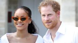 Rihanna a une sacrée répartie quand on lui demande si elle est invitée au mariage du prince