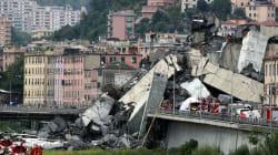 Deux Canadiennes ont failli être sous le pont qui s'est effondré en