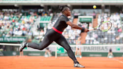 Serena Williams' 'Wakanda-Inspired Catsuit' Is A Hit At French