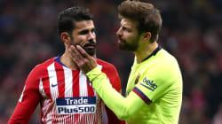 Atlético y Barça empatan (1-1) en un feo partido que aprieta la lucha por la