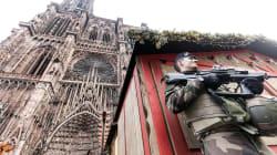 Christophe Castaner annonce la réouverture du marché de Noël de Strasbourg