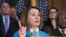 Les démocrates assènent un premier coup au mur voulu par