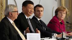 Merkel e Macron invocano l'Ue sulla Cina, ma l'Ue non c'è: niente bando per Huawei (dall'inviata a Strasburgo, A.