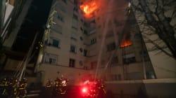 Un incendie fait au moins 10 morts dans le 16e arrondissement de