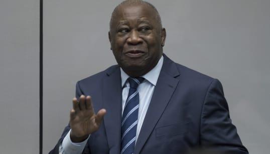 L'ancien président de Côte d'Ivoire, Laurent Gbagbo acquitté de crimes contre