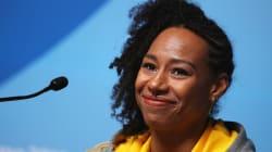 L'émotion de cette athlète jamaïcaine plaidant pour plus de