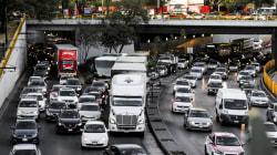 Tránsito vial aumenta hasta un 20% durante la época