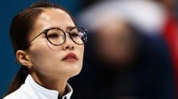 「メガネ先輩」って誰?カリスマ大爆発のキム・ウンジョン選手が話題に カーリング女子・韓国代表
