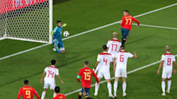 Sur le fil, l'Espagne termine en tête de son groupe grâce à la