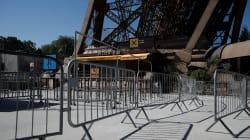 La Tour Eiffel rouvre ses portes après deux jours de
