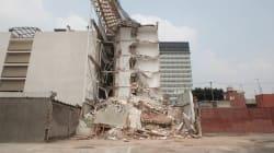 Detienen al DRO del edificio en Zapata 56, que se cayó a menos de un año de