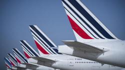L'intersyndicale d'Air France vient d'annoncer le baptême du feu de son nouveau