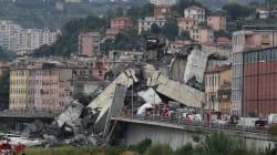 Un viaduc autoroutier s'effondre à Gênes, au moins 30