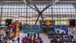 Un autre signalement de drone cause des retards dans un aéroport