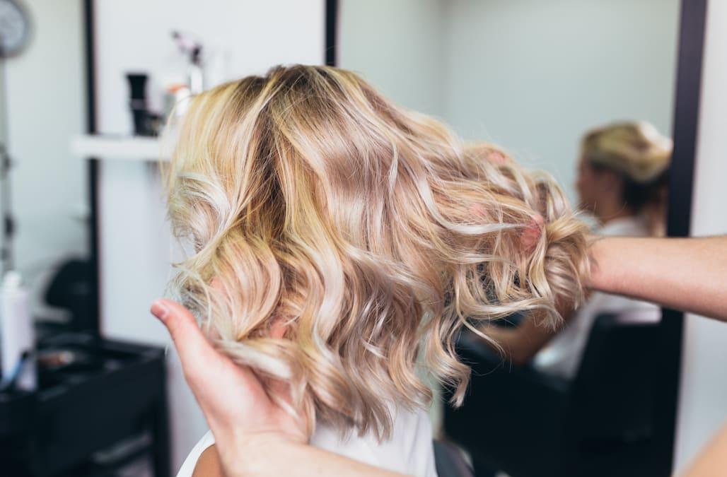 9 Purple Shampoos To Keep Your Blonde Hair Brass Free Aol Lifestyle