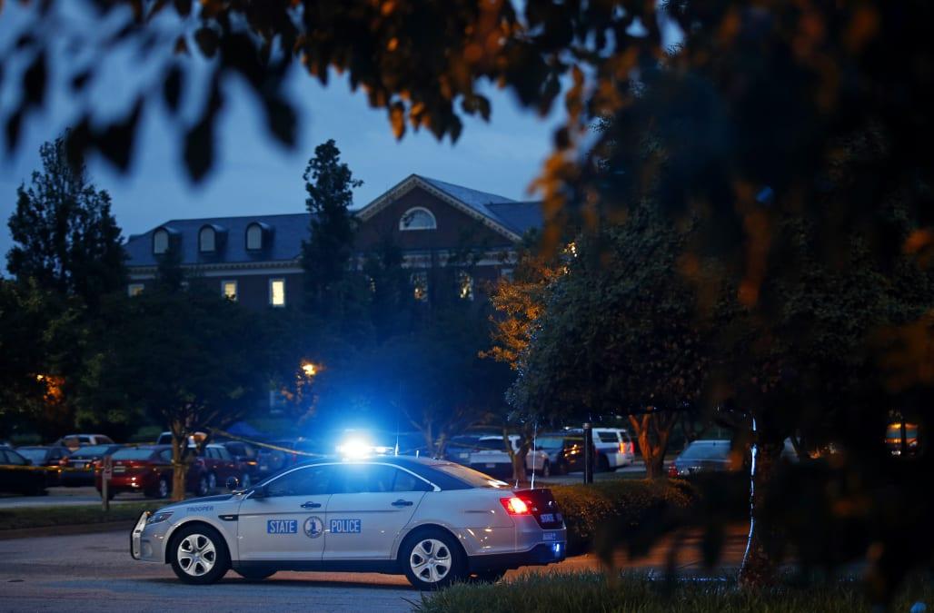 Officials Id Virginia Beach Gunman As City Employee Aol News