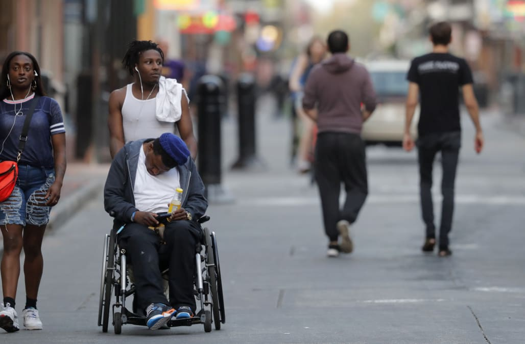 Why is New Orleans' coronavirus death rate 7 times New York's? Obesity is a factor
