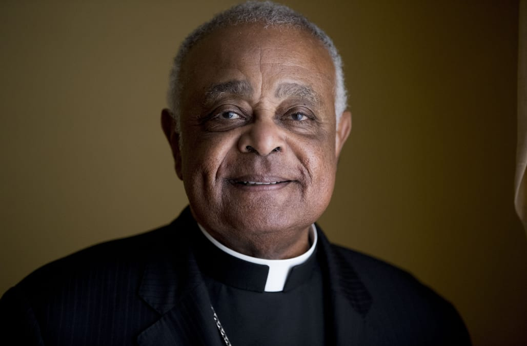 Social issues a priority for Archbishop Wilton Gregory