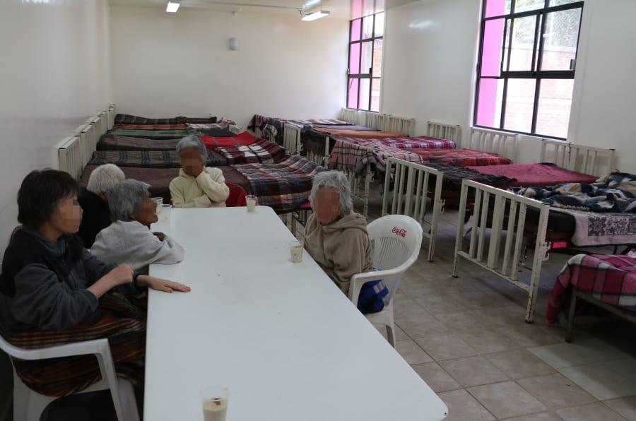 8 de marzo de 2016. Mujeres del CAIS Villa Mujeres.