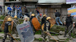 GJM Shutdown In Darjeeling Enters Day 6 As Supporters Clash With