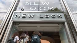 New Look veut fermer les deux tiers de ses magasins en