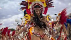 Carnaval de Rio: dernière nuit de folie au