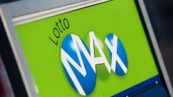 Le gros lot du Lotto Max a été