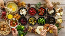 Tres hábitos de alimentación que te ayudarán a bajar de